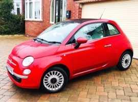 Fiat 500, 2010 (10), Manual Petrol, 2,147,483,647 miles