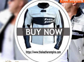 DOMINIC TORETTO-LEATHER JACKET
