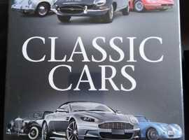 Classic Cars 12 DVD LE Box Set