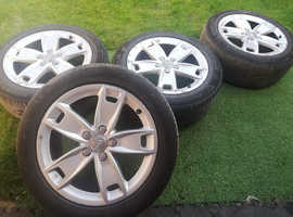 Audi a3 wheels size 17