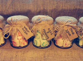 Vegan friendly candles and wax melts!