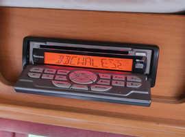 avondale rialto  5 berth caravan year 2000
