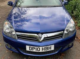 Vauxhall Astra, 2010 (10) Blue Hatchback, Manual Petrol, 94,310 miles