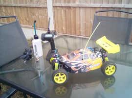 HSP nitro buggy
