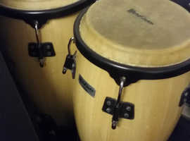 """HEADLINER CONGAS: 10.5"""" & 11.5"""" APPROX"""