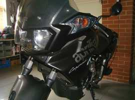 Aprilia Caponord ETV1000 (02) 32000 miles. M1 exit junction 13 Bedford