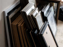 """Quality Picture frames, All sizes from 8""""x 6"""" up to 24""""x 20"""""""