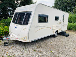 Bailey Senator Arizona Series 6 2008 4 Berth with Motor Mover & CRiS Registered