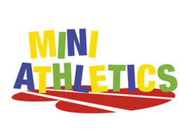 Mini Athletics Farnborough - Winning the Gold medal for 2-7 year olds!