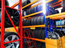 Well Established Alloy Wheels Garage for Prompt Sale!