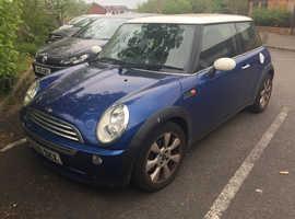 Mini MINI, 2006 (06) Blue Hatchback, Manual Petrol, 146,000 miles