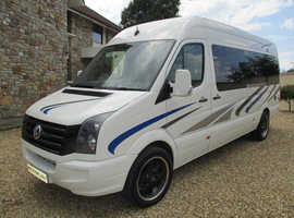 VW Crafter Motorhome (LOCATION BRISTOL)