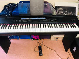 Roland FP7 keyboard