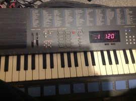 Yamaha porta sound keybourd