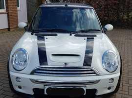 Mini MINI, 2007 (07) White Convertible, Manual Petrol, 77,000 miles
