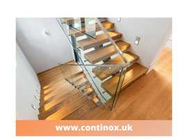 Internal Staircase Modern Contemporary designed and installed