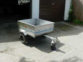 Erde light weight trailer