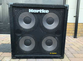 Hartke Bass Cabinet 4X10 XL Series 400 Watts