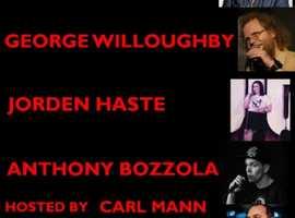 Kraken Bones Comedy II - 5th March