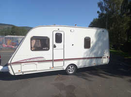 Swift Charisma 2005 4 berth with fixed double bed