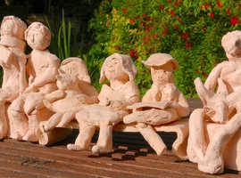 Longfield Studio Pottery Parties for children or adults