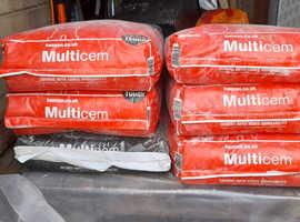 Bulk bag ballast 6 bags of cement