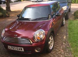 Mini MINI, 2007 (57) Red Hatchback, Manual Petrol, 049,592 miles