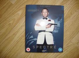 Spectre Daniel Craig Blu Ray New/Sealed