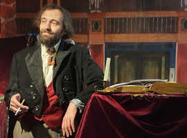 An Evening with Charles Dickens: Christmas Past & Present