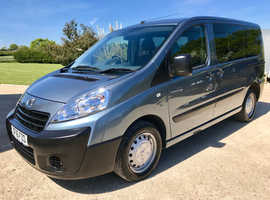 2016 Peugeot Expert Tepee HDI Independence WAV Wheelchair Disabled * 20K Miles *
