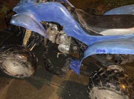 Loncin quad for sale