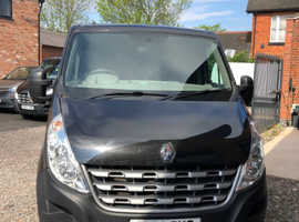 Renault Master 14, Manual, Diesel-Wheelchair Acccessible