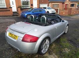 Audi TT, 2002 (02) 225 bhp quattro all extras