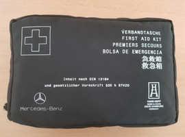 Mercedes First Aid Kit