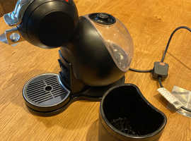 Dolce gusto coffee machine.