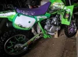 Kawasaki KX  60 cc