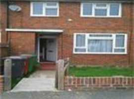 A large 2 bedroom council house in Slough