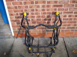 HALFORDS HIGH MOUNT 3 BIKE CARRIER