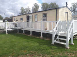 Chichester Lakeside: 3 bed/8 berth caravan near Goodwood, Fontwell, Portsmouth