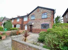 3 bed semi-detached house to rent Barlow Hall Road, Chorlton M21