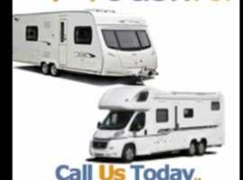 I am looking for a old Touring caravan
