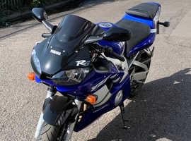 Yamaha YZFR6 5EB 2000 X REG