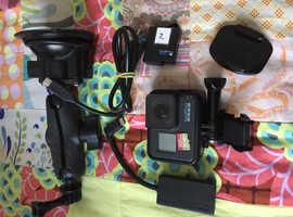 GoPro Hero 7 Black    Bundle. REDUCED