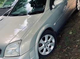 Vauxhall Signum, 2005 (05) Silver Hatchback, Automatic Diesel, 123,000 miles