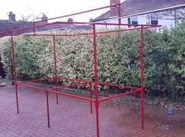 Stall frame