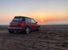 Mini MINI, 2003 (53) Red Hatchback, Manual Petrol, 105,523 miles