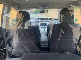 PROTECTION FOR** MINI CAB **UBER**TAXI *PCO** *PROTECTION SHIELD FROM ONLY