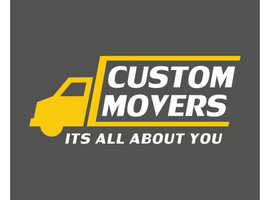 Removals, Man & Van, Courier, Office move, Storage, House clearance mover, Garden waste collection