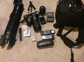 Nikon d5300 24.2mp full kit