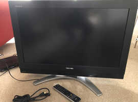 Toshiba REGZA 32 Inch TV